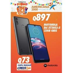 MOTOROLA E6I XT2053-5 32GB GRIS
