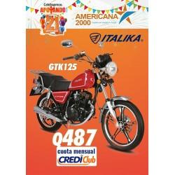 ITALIKA GTK125