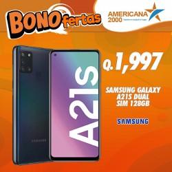 SAMSUNG GALAXY A21S DUAL SIM 128GB