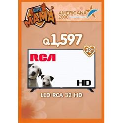 LED RCA 32 HD