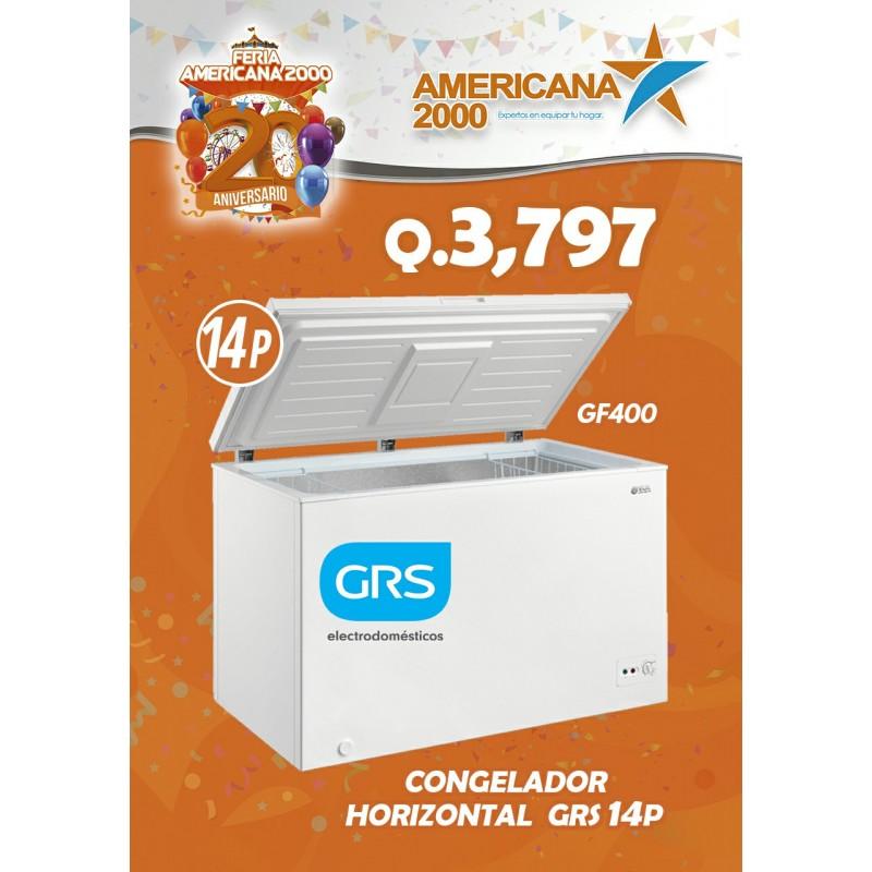 CONGELADOR HORIZONTAL GRS 14P