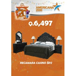 RECAMARA CASINO 5PZ