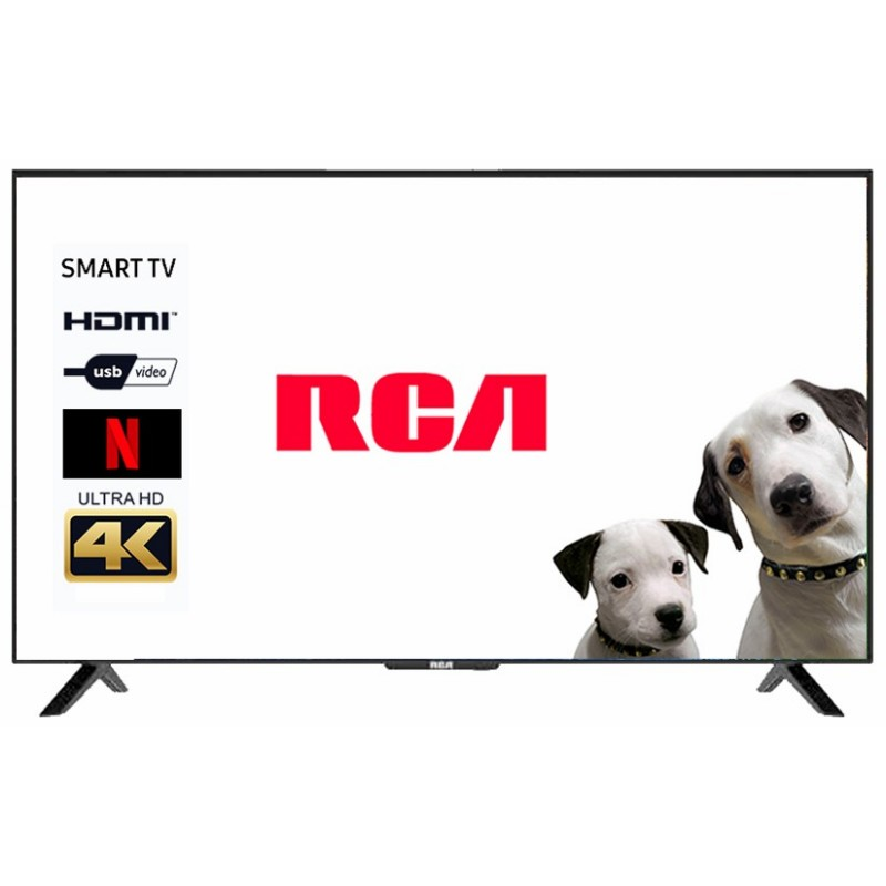 TV LED RCA SMART 4K RC50A21S-4KSM 50P