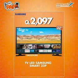 """TV LED SAMSUNG SMART 32"""""""