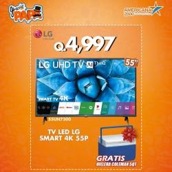 """TV LED LG SMART 4K 55"""""""